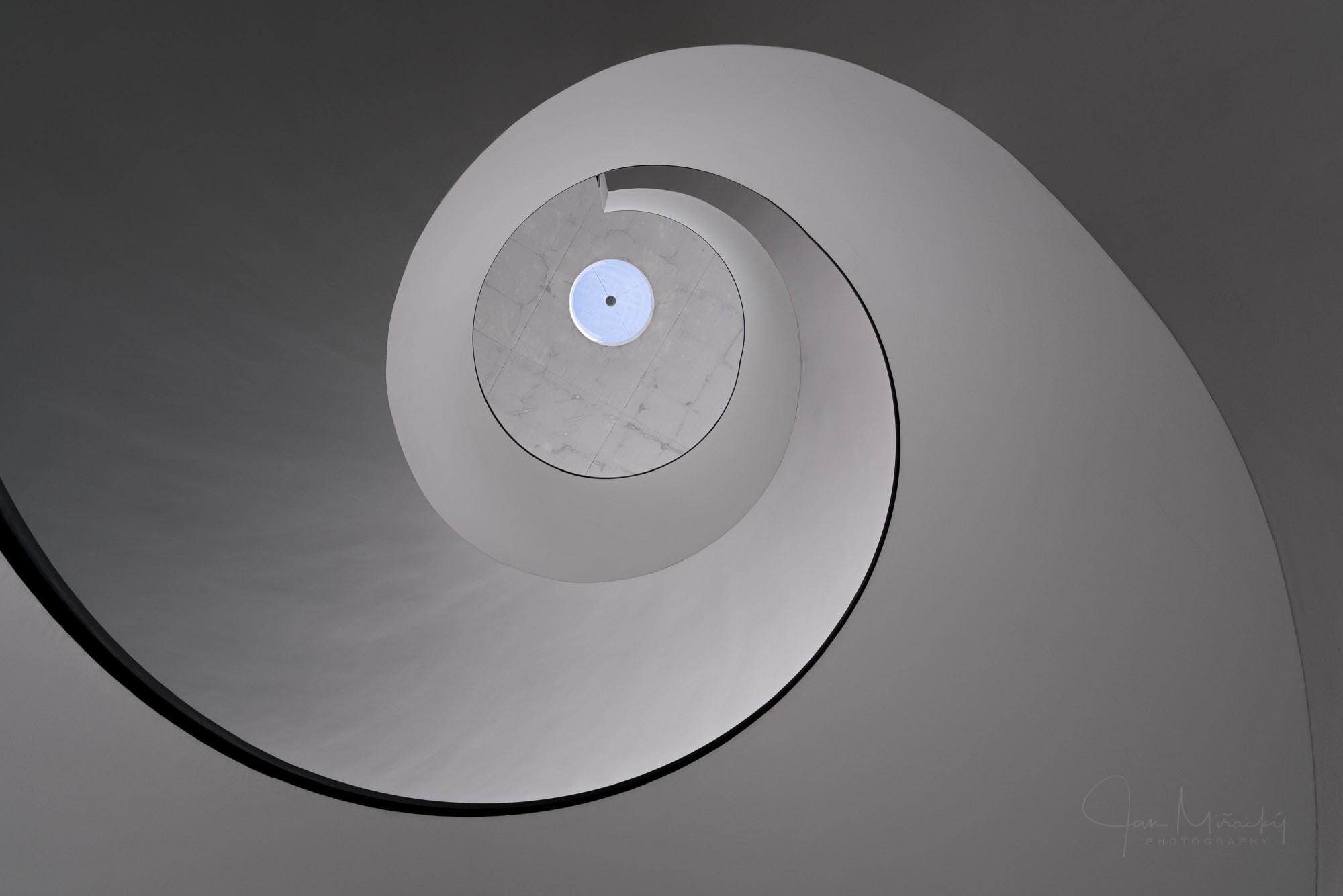 Staircase, Nuremberg, Germany
