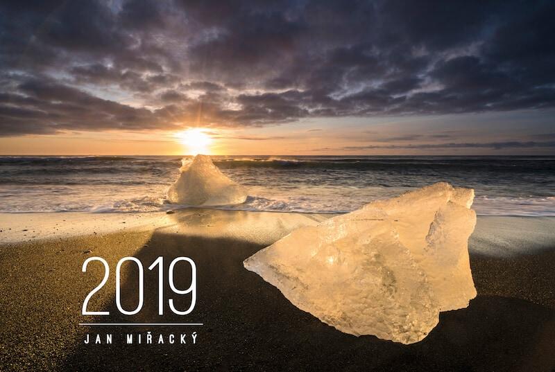 calendar 2019 Jan Miřacký