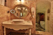 Cappadocia Cave Suites Bathroom
