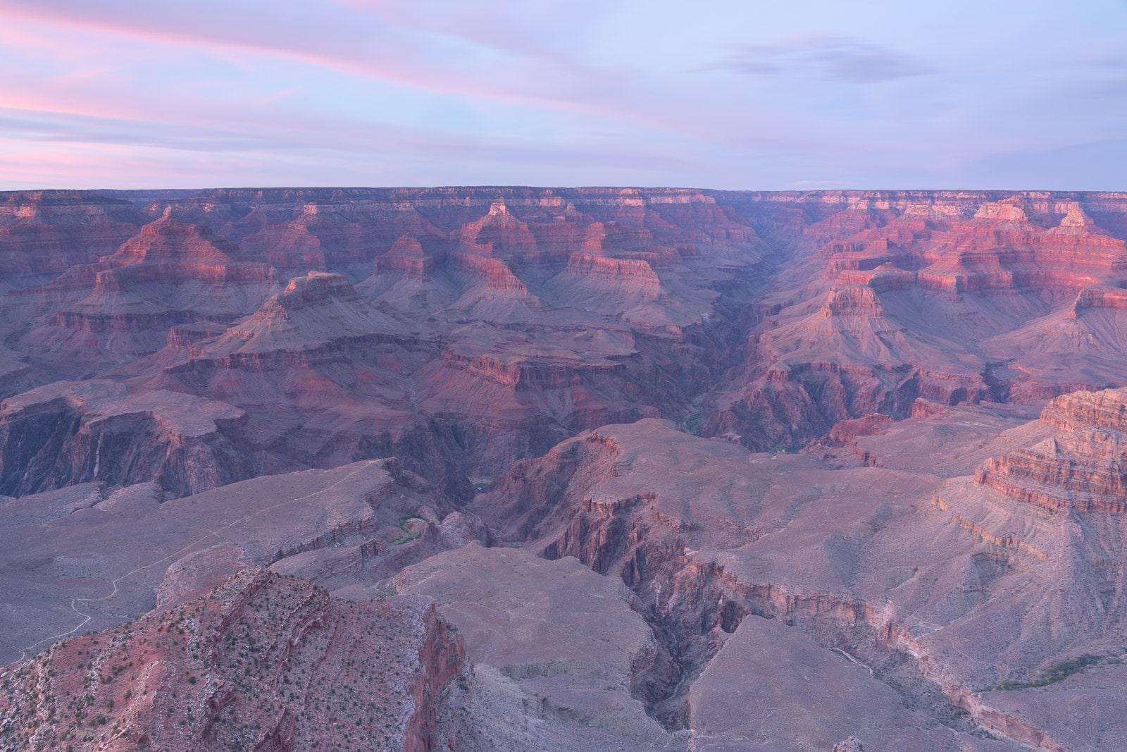 Before - Grand Canyon, USA